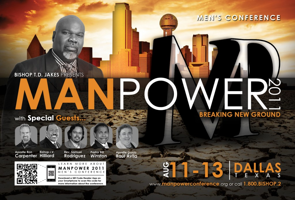 Watch ManPower Conference Live | The Gospel Blog