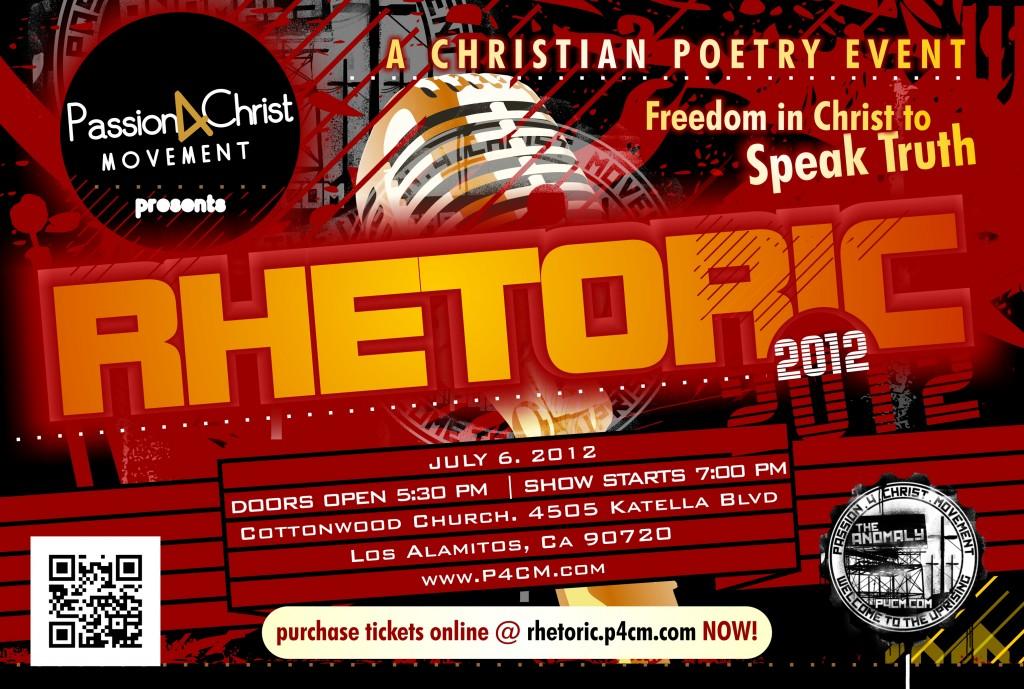 "Lyric p4cm poems lyrics : Tickets available now for ""RHETORIC"" presented by P4CM | The ..."